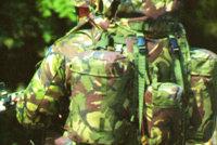 90式迷彩步兵背包