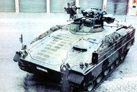 """""""黄鼠狼""""1A3步兵战车"""