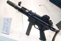 大宇K7冲锋枪
