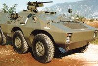 """""""美洲狮""""装甲人员运输车"""