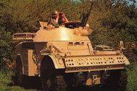 潘哈德AML轻型装甲车