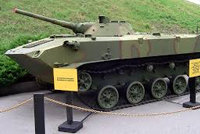 BMD-1空降战车