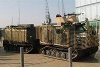 赫格隆Bv206S装甲人员运输车