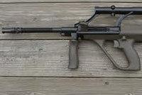 斯太尔5.56毫米AUG步枪