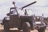 桑塔纳88型军用轻型车