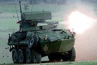 LAV-AD防空装甲车