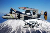 E-2鹰眼预警机
