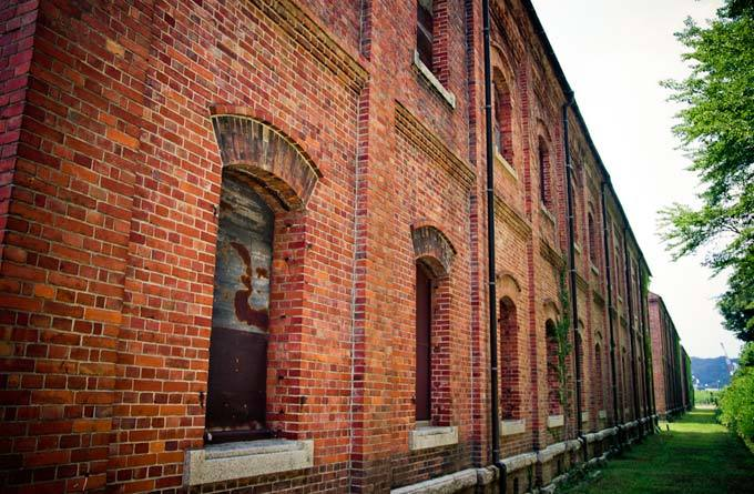 红砖公园/红砖博物馆