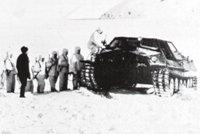 GT-T履带式雪地两栖车