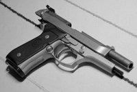 伯菜塔M92手枪