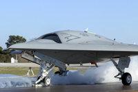 X-47B 舰载无人战斗机