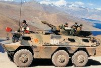 WZ523装甲人员运输车