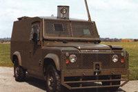 格罗弗·韦布装甲巡逻车