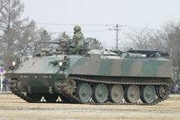 73式装甲人员运输车