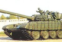 T-72主战坦克