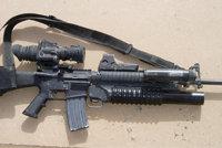 M16A4自动步枪