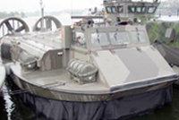 Lebed重型气垫船