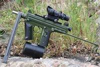 CBJ-MS冲锋枪