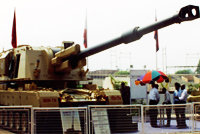 BHIM式榴弹炮