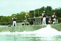 Swiftships级河川巡逻艇