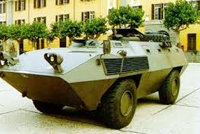 6616型装甲车