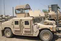 M1114装甲车