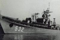 中东号(532)