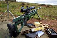 sv98狙击步枪