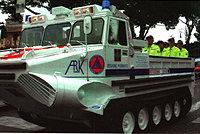 ARK履带式两栖支援车