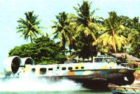 ABS M-10中型气垫船