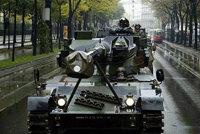 斯泰尔SK105轻型坦克