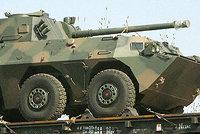 PLL05式120毫米自行迫榴炮