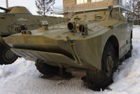 BRDM-1两栖侦察车