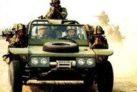 LYT2021超轻型轮式伞兵突击车