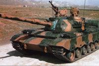 80式主战坦克