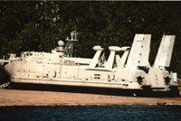 """""""鹳""""级重型气垫船"""