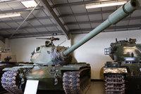 T43/M103 重型坦克