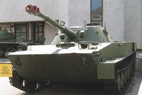 PT-76轻型两栖坦克
