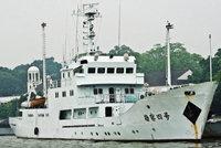 勘察四号声跟踪辅助工作船