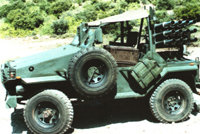 BAT特种部队多用途车