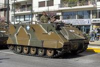 M113 型装甲运兵车