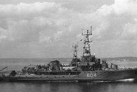 6605、6610型扫雷艇