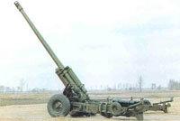 GM-45式155毫米牵引加榴炮
