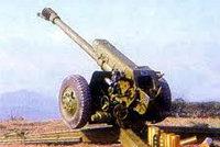 86式122毫米榴弹炮