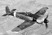 FW-190战斗机