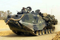 AAV7A1两栖突击车