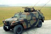 """莫瓦格""""鹰""""式装甲侦察车"""