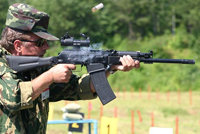 saiga-12 霰弹枪