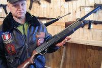 "KS-23/KS-23M""特种卡宾枪"