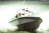 Cougar Enforcer级高速拦截艇
